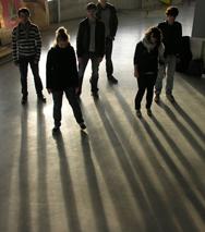 Atelier chorégraphique avec les élèves de l'Ecole Nationale d'Architecture de Nantes